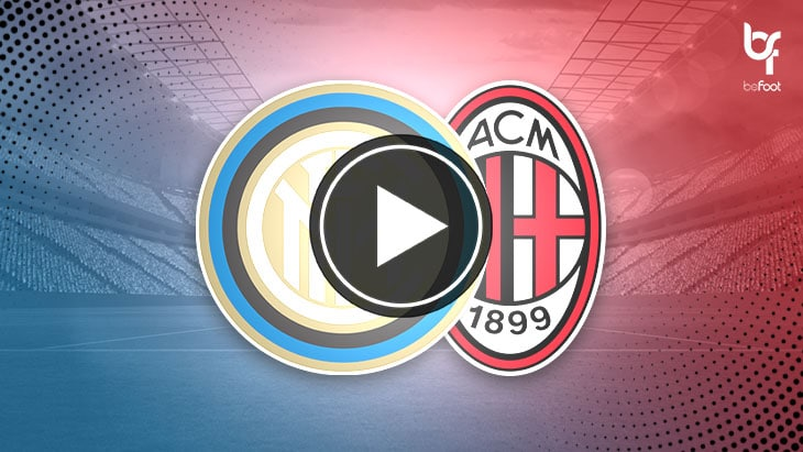 [VIDÉO] Inter Milan 1-2 Milan Ac : Le derby pour les Rossoneri