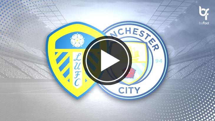[VIDÉO] Leeds 1-1 Manchester City