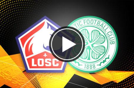 [🎬 VIDÉO] Lille 2-2 Celtic : Le LOSC arrache le nul
