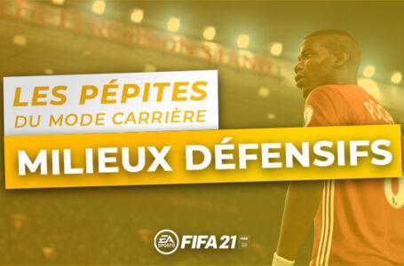 FIFA 21 – Les pépites du Mode Carrière : Les Milieux Défensifs