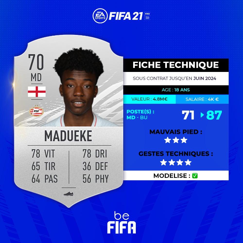 Madueke