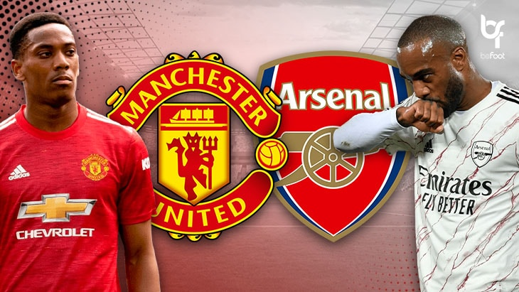 Manchester United – Arsenal : L'occasion de faire un bond au classement !