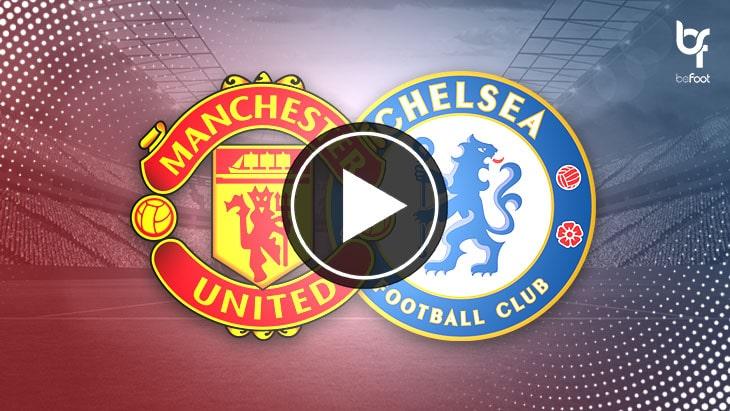 [🎬 VIDÉO] Man. United 0-0 Chelsea : Un choc décevant