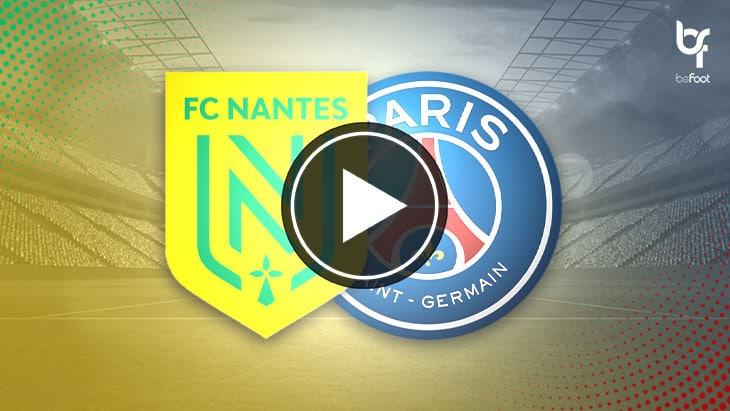 [🎬 VIDÉO] Nantes 0-3 PSG : Les parisiens gardent le tempo