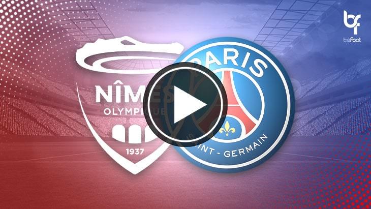 [VIDÉO] Nîmes 0-4 PSG : Paris croque les Nîmois !