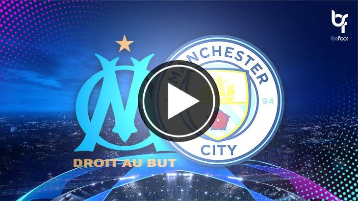 [🎬 VIDÉO] OM 0-3 Manchester City : Une marche bien trop haute !