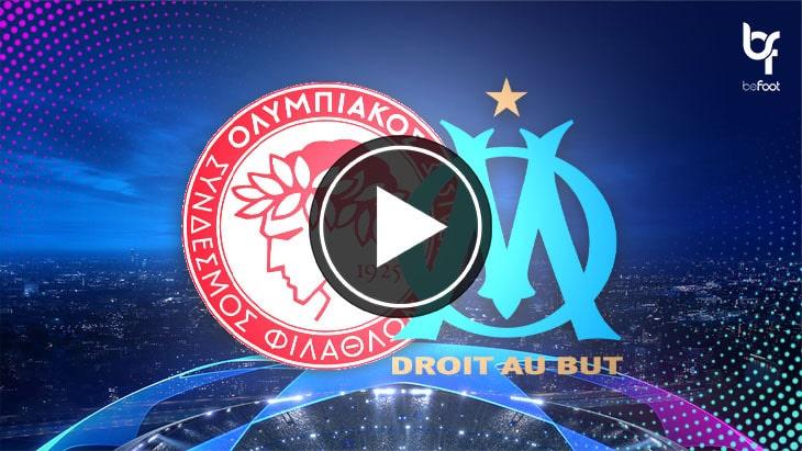 [🎬 VIDÉO] Olympiakos 1-0 OM : Marseille crucifié sur le fil !