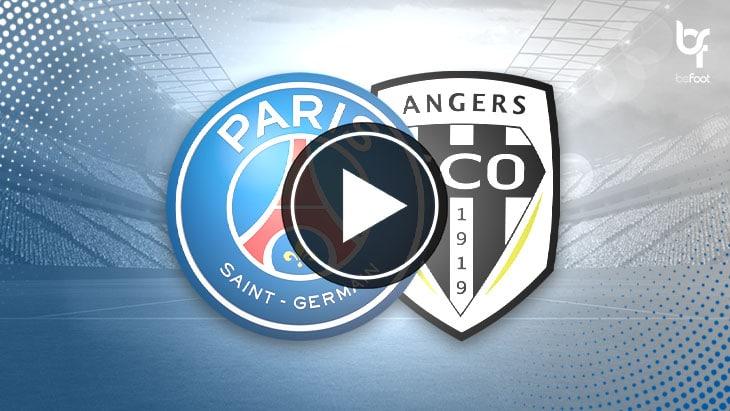 [VIDÉO] PSG 6-1 Angers : Jeu, set et match