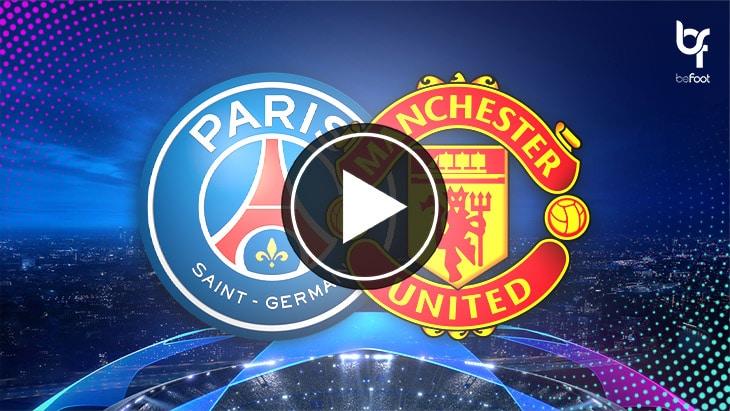 [🎬 VIDÉO] PSG 1-2 Manchester United : Ça recommence…