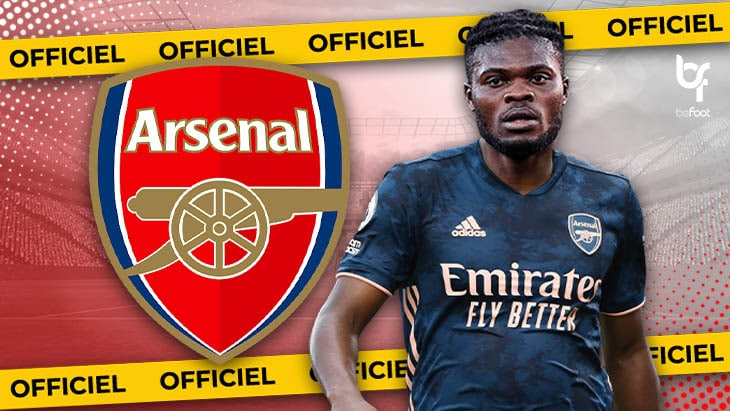 OFFICIEL : Arsenal s'offre Thomas Partey (Atlético Madrid) !