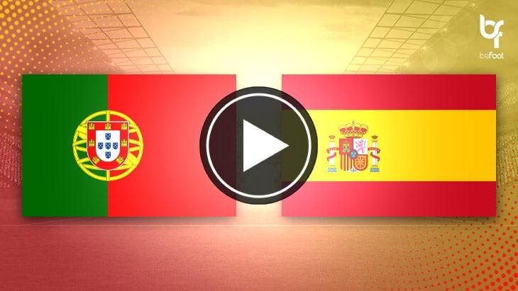 [VIDÉO] Portugal 0-0 Espagne