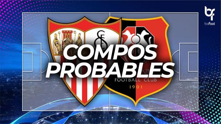 FC Séville – Rennes : Les compos probables