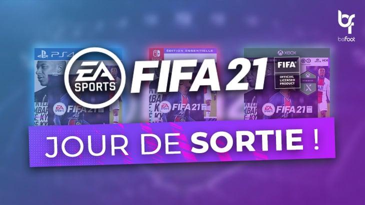 FIFA 21 : Le nouvel opus est sorti !