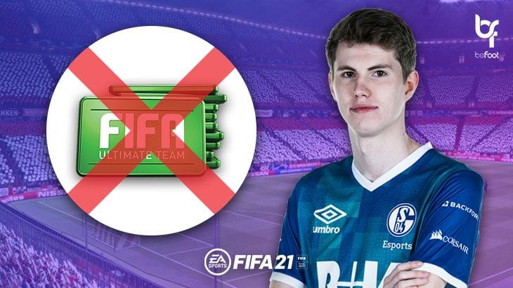 FIFA 21: Un joueur pro ne mettra pas de points FIFA sur le jeu !