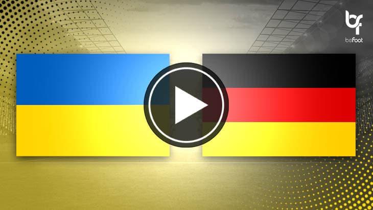[VIDÉO] Ukraine 1-2 Allemagne