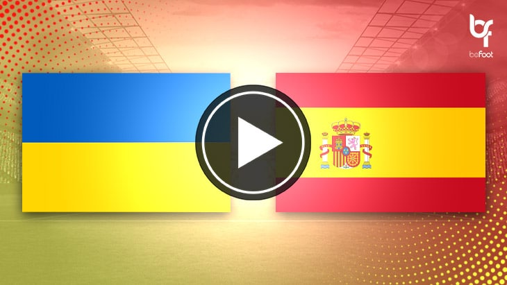 [VIDÉO] Ukraine 1-0 Espagne : La Roja se fait surprendre !