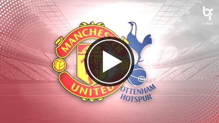 [VIDÉO] Manchester United 1-6 Tottenham