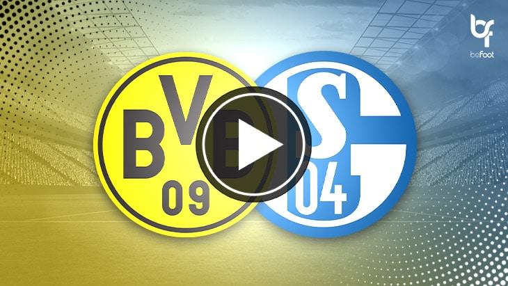[🎬 VIDÉO] Dortmund 3-0 Schalke 04 : La derby pour le Borussia !
