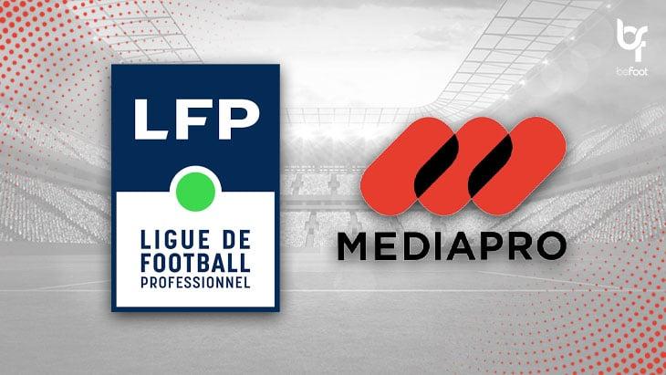 Mediapro et le football français : Après la lune de miel, le divorce
