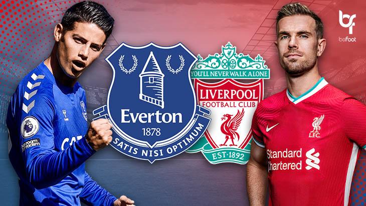 Everton – Liverpool : Pourquoi le derby de cette saison est immanquable ?