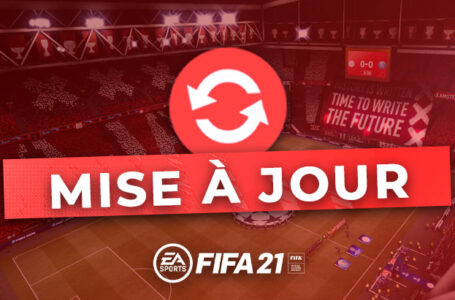 FIFA 21 : Traduction de la nouvelle Mise à jour (27/01)