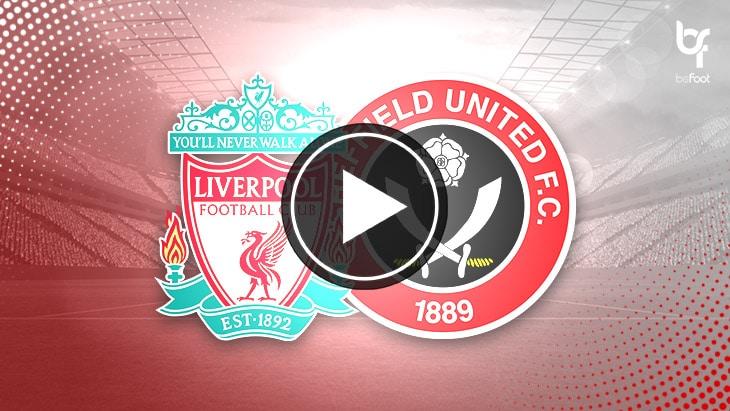 [🎬 VIDÉO] Liverpool 2-1 Sheffield United : Les Reds se sont fait peur