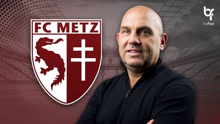 FC Metz : Le grand retour de Frédéric Antonetti