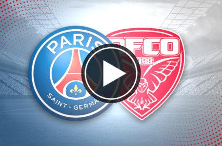 [🎬 VIDÉO] PSG 4-0 Dijon : Vite fait, bien fait