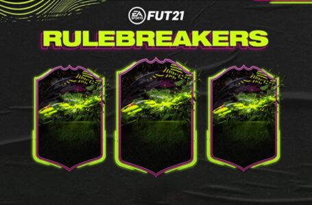 "FUT 21 : L'équipe ""Rulebreakers"" n°1 est dispo !"