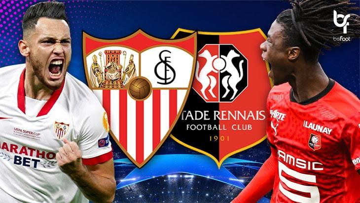 C3 : FC Séville – Rennes : Et pourquoi pas ?
