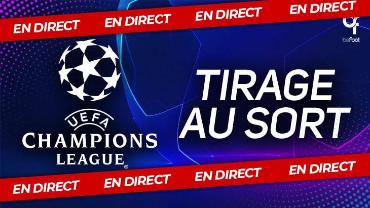 En Direct 🔴 Ligue des Champions : Tirage au sort des 1/8ème de finale
