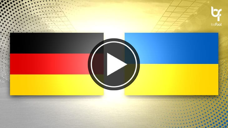 [🎬 VIDÉO] Allemagne 🇩🇪 3-1 🇺🇦 Ukraine