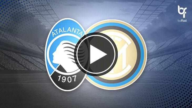 [🎬 VIDÉO] Atalanta 1-1 Inter Milan : Les Nerazzurri coincent…