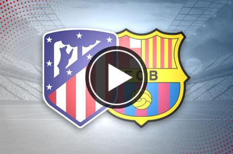 [🎬 VIDÉO] Atlético Madrid 1-0 FC Barcelone : Le Barça n'y arrive pas !