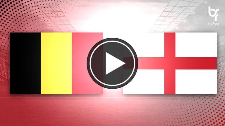 [🎬 VIDÉO] Belgique 🇧🇪 2-0 🏴 Angleterre : Les dés sont relancés !