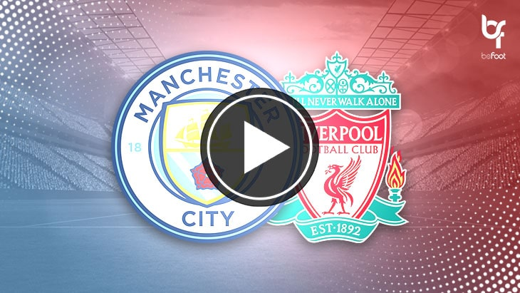 [🎬 VIDÉO] Manchester City 1-1 Liverpool : Citizens et Reds se neutralisent