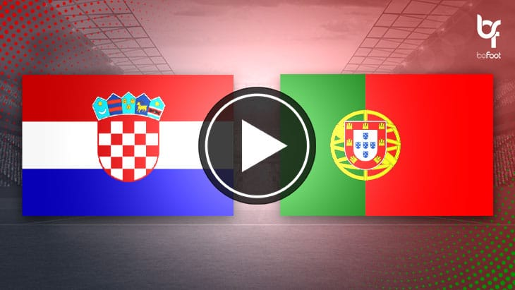 [🎬 VIDÉO] Croatie 🇭🇷 2-3 🇵🇹 Portugal