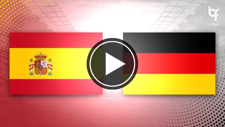 [🎬 VIDEO] Espagne 🇪🇸 6-0 🇩🇪 Allemagne : La Roja s'envole pour le Final 4 !