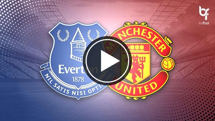 [🎬 VIDÉO] Everton 1-3 Manchester United : Une victoire précieuse