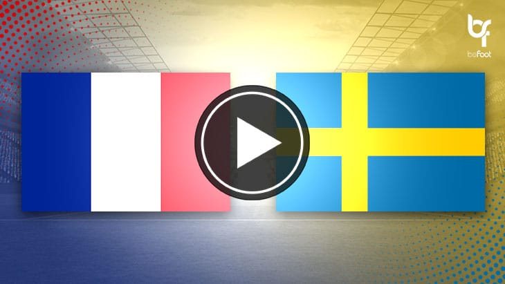 [🎬 VIDÉO] France 🇫🇷 4-2 🇸🇪 Suède : Les Bleus finissent l'année en beauté !