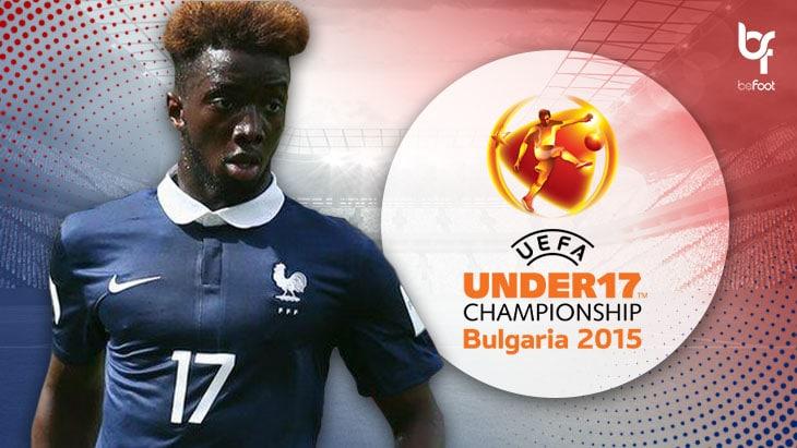 Interview : Issa Samba, champion d'Europe U17 en 2015 !