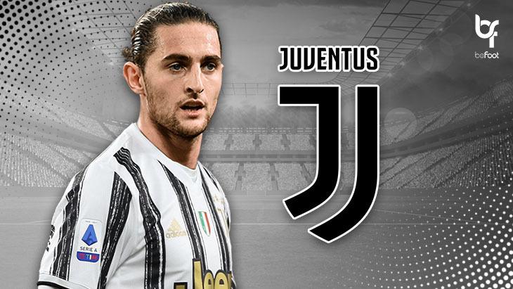 Juventus : Rabiot, le renouveau !