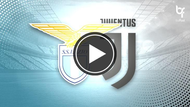 [🎬 VIDÉO] Lazio Rome 1-1 Juventus : La Lazio arrache le nul !