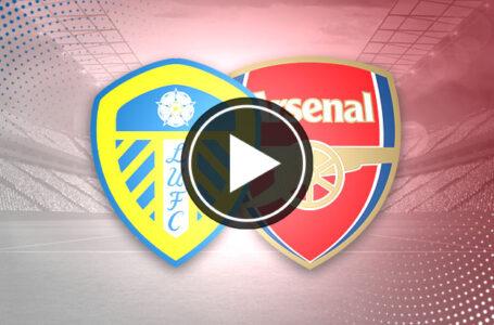 [🎬 VIDÉO] Leeds 0-0 Arsenal : Un heureux point pour les Gunners