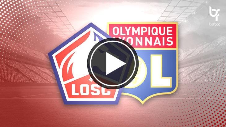[🎬 VIDÉO] Lille 1-1 Lyon : L'OL sauve les meubles