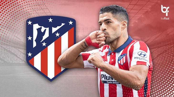 Atlético Madrid : Comment ça se passe pour Luis Suarez ?