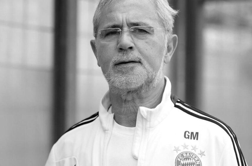 Gerd Müller : une légende s'éteint…