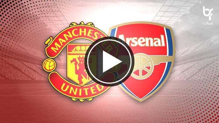 [🎬 VIDÉO] Manchester United 0-1 Arsenal : Fin de la disette pour les Gunners