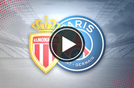 [🎬 VIDÉO] Monaco 3-2 PSG : Les monegasques surprennent le PSG !