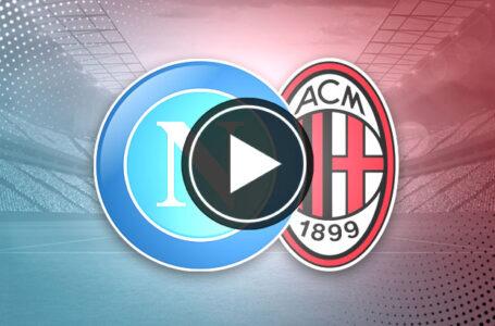 [🎬 VIDÉO] Naples 1-3 AC Milan : Ibrahimovic porte le Milan !